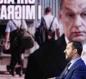 Σύνθημα αντεπίθεσης από Σαλβίνι-Ορμπαν: Σχεδιάζουν την νέα πατριωτικήΕυρώπη
