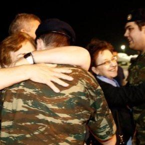 Έλληνες Στρατιωτικοί: Το ευχαριστώ του Ανθυπολοχαγού ΆγγελουΜητρετώδη