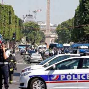 Eπίθεση με μαχαίρι στο Παρίσι – 3 νεκροί και 1 τραυματίας – «Αλλάχου Ακμπάρ» φώναζε οδράστης