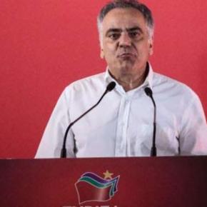 Νέος γραμματέας του ΣΥΡΙΖΑ ο Σκουρλέτης – Με 126ψήφους