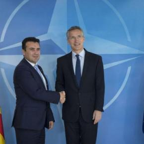 NATO: Αυτά είναι τα προαπαιτούμενα για την ένταξη της ΠΓΔΜ στηΣυμμαχία