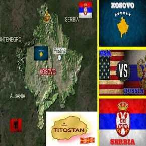 Το Δάχτυλο Στην Σκανδάλη Στο Κόσοβο Έτοιμη ΓιαΠόλεμο;