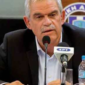 ΕΚΤΑΚΤΟ: Παραιτήθηκε o υπουργός Προστασίας του Πολίτη Νίκος Τόσκας – Δεκτή η παραίτησήτου!
