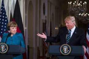 Ακήρυχτος «πόλεμος» ΗΠΑ-Γερμανίας: Η WSJ ξεσκεπάζει το Βερολίνο: «Η Μέρκελ ετοιμάζει πακέτο διάσωσης για τηνΤουρκία!»