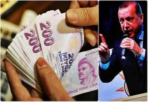 ΗΠΑ και Τουρκία: Κατακρημνίζεται η τουρκικήλίρα