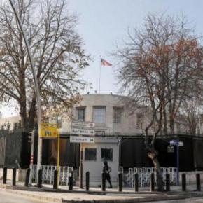 Ομολόγησαν οι δράστες της επίθεσης στην αμερικανική πρεσβεία στήνΑγκυρα.ΒΙΝΤΕΟ