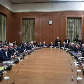 Ανασχηματισμός: Το νέο κυβερνητικό σχήμα του Αλέξη Τσίπρα  Πηγή: Διάβαστε τη νέα σύνθεση του υπουργικούσυμβουλίου