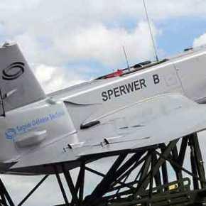 Συνετρίβη UAV SPERWER του ΕλληνικούΣτρατού