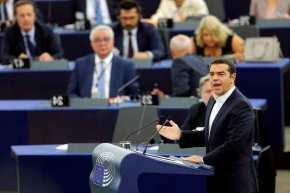 Eκτός τόπου και χρόνου ο Α. Τσίπρας: «Να απομονώσουμε τα πατριωτικά κινήματα στηνΕΕ!»