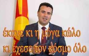 Ζάεφ: Δεν υπάρχει άλλη Μακεδονία εκτός από τη δικήμας