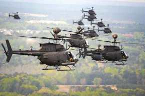 Αλλάζουν όλα στην ελληνική Αεροπορία Στρατού: Την πιο κατάλληλη στιγμή έρχονται τα 70 ελικόπτερα KiowaWarrior