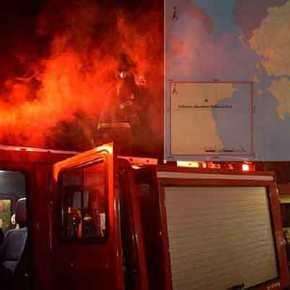 Έκτακτο: Μεγάλη φωτιά στο ΣχινιάΜαραθώνα