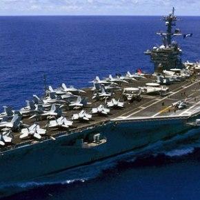 «Γεμίζει» πολεμικά πλοία η Α.Μεσόγειος: Στέλνουν αεροπλανοφόρο οι ΗΠΑ – Πολυεθνική δύναμη γιαEast-Med