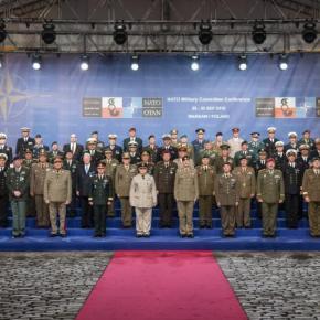 NATO: O Ναύαρχος Αποστολάκης έστειλε ξεκάθαρο μήνυμα στον Στρατηγό Γκιουλέρ για τοΑιγαίο