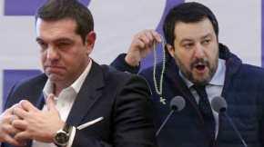 Αγρίεψε ο Σαλβίνι – Με διάταγμα απαγορεύει στους μετανάστες να πάρουν ιταλικήιθαγένεια