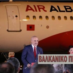 Αλβανία: Ο Έντι Ράμα ευχαριστεί τον Ερντογάν για την 'AirAlbania'