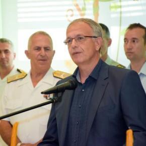 Ρήγας: «Η πολιτική ηγεσία στηρίζει το προσωπικό των ΕνόπλωνΔυνάμεων»