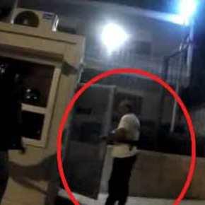 Επίθεση του Ρουβίκωνα και στην πρεσβεία του Ιράν στο Ψυχικό: Ο αστυνομικός «παραδόθηκε» χωρίς αντίσταση(βίντεο)