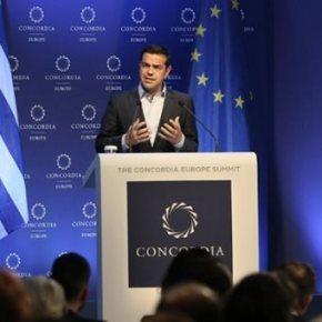 Τσίπρας: Η Ελλάδα στέκεται στα πόδια της μετά από χρόνια λιτότητας.