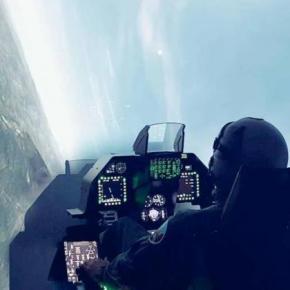 Ο προσομοιωτής των F-16 Viper στην ΔΕΘ – ΦΩΤΟ –ΒΙΝΤΕΟ
