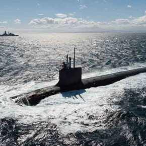 Προς γεωπολιτική «καταιγίδα» στη Μεσόγειο: Αμερικανικό πυρηνοκίνητο υποβρύχιο ανατολικά τηςΠελοποννήσου
