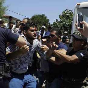 Δεν έχει ξαναγίνει: «Απόβαση» 519 μεταναστών στηΛέσβο