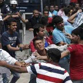 Οι «πρόσφυγες» λεηλατούν τη Λέσβο: Μαχαιρώνουν – Κλέβουν καιληστεύουν