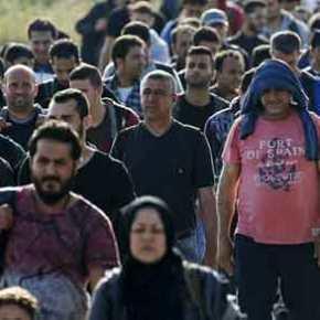 Ενώ η Ελλάδα βουλιάζει από τους αλλοδαπούς έρευνα υποστηρίζει πως οι Έλληνες θέλουν… κιάλλους!