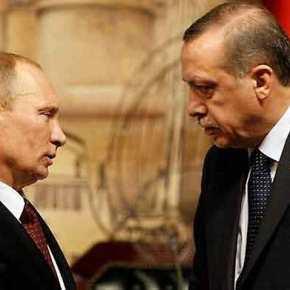 Τα «σπάσανε» Πούτιν και Ερντογάν – Πώς επηρεάζεται ηΕλλάδα