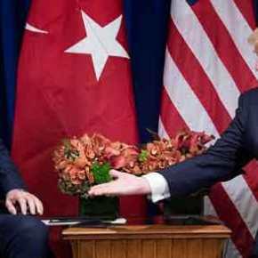 Άσχημα νέα: «Τα βρήκαν» Τουρκία-ΗΠΑ -Μετά τις γεωτρήσεις συμφώνησαν και στην απελευθέρωση τουπάστορα!