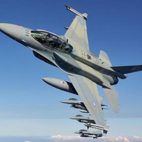 Αναβάθμιση F-16: Tην άλλη Δευτέρα αρχίζει επίσημα το πρόγραμμα για τα 84Viper