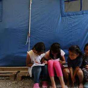 Μυτιλήνη: Επιτέθηκαν σε 9χρονη επειδή την πέρασαν γιαπροσφυγόπουλο
