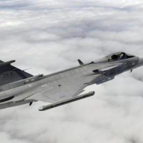 Gripen E: Το σουηδικό μαχητικό πάνω από το Αιγαίο, σε ρόλο κυνηγού F-35; – ΒΙΝΤΕΟ –ΦΩΤΟ