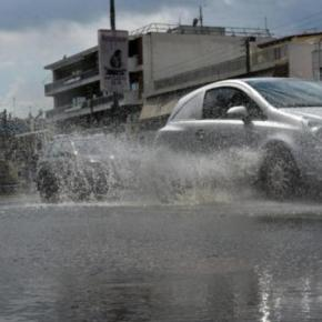 Πώς θα κινηθεί ο μεσογειακός κυκλώνας το Σάββατο και την Κυριακή.