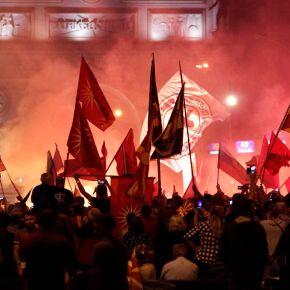 Κλίμα αποσταθεροποίησης στα Σκόπια: Σφοδρή επίθεση του VMRO-DPMNE για τη συμφωνία – Ντιμιτρόφ: «Αναγκαίο κακό η αλλαγή τουονόματος»