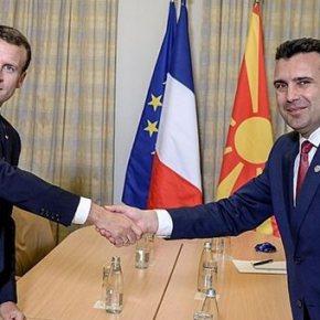 Παρίσι σε Σκόπια: Στο δημοψήφισμα επιλέγετε Βόρεια Μακεδονία ή Βόρεια Κορέα.