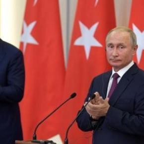 Νέες απειλές Ερντογάν κατά ΗΠΑ: Κοινές στρατιωτικές επιχειρήσεις Τουρκίας – Ρωσίας ανατολικά τουΕυφράτη