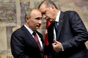 Συνάντηση εφ' όλης της ύλης Πούτιν και Ερντογάν στοΣότσι