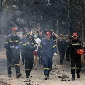 Μόνο στην Ελλάδα αυτά! Εκαναν 10 ΕΔΕ για τους πυροσβέστες που σχολίασαν τον Καμμένο στοΜάτι