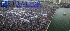 Stratfor: Το think tank της CIA, «βλέπει» μείζονα πολιτική και κοινωνική αναταραχή λόγωΣκοπιανού