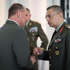 Α/ΓΕΣ: Παρών στην 5η Σύνοδο Αρχηγών Ευρωπαϊκών Χερσαίων Δυνάμεων στην Αυστρία –ΦΩΤΟ