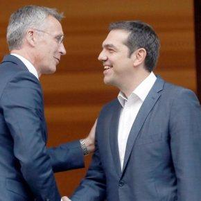 Στόλτενμπεργκ στον ΣΚΑΪ: Η Ελλάδα να εφαρμόσει τη συμφωνία τωνΠρεσπών