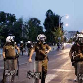 «Νέκρωσαν» την Θεσσαλονίκη για να περάσει ο Α.Τσίπρας και να συναντηθεί με τους Αμερικανούς – Κλίμα κατοχής(βίντεο)