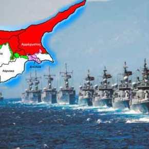 «Θερμές» εξελίξεις στην κατεχόμενη Κύπρο: Αεροπορική και ναυτική βάση στο ψευδοκράτος δημιουργεί ηΆγκυρα