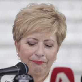 «Ζήτω η Μακεδονία» φώναξε με δάκρυα η νέα Υφυπουργός Άμυνας Μαρία ΚόλλιαΤσαρουχά
