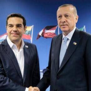 Ο Ερντογάν καλεί Τσίπρα στην Κωνσταντινούπολη!