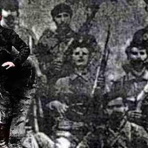Ο στρατολογημένος από τον Παύλο Μελά Ευθύμιος Καούδης τσακίζει σαν σήμερα τους κομιτατζήδες στηνΚαστοριά