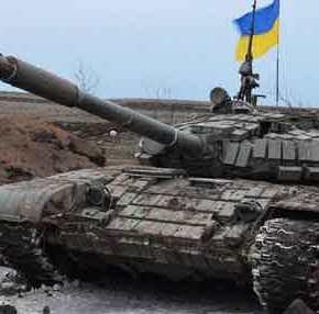 Ταχεία επιστράτευση και διασπορά δυνάμεων στο Ντονέτσκ – Προςσύρραξη…
