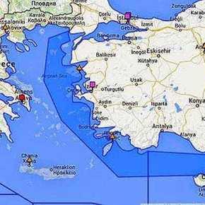 H Άγκυρα κάτι ετοιμάζει: «Η μεγαλύτερη κρίση της ιστορίας θα ξεσπάσει σε Αιγαίο και Α.Μεσόγειο»