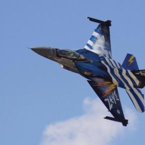 Athens Flying Week 2018: Κόβουν την ανάσα οι ελιγμοί των Apache και τα «Φαντάσματα» της Ελληνικής ΠΑ –ΒΙΝΤΕΟ